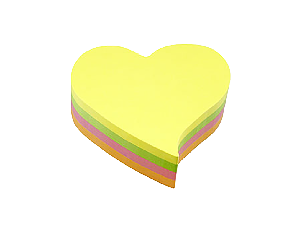Stickly Flyer Notes – Cuore