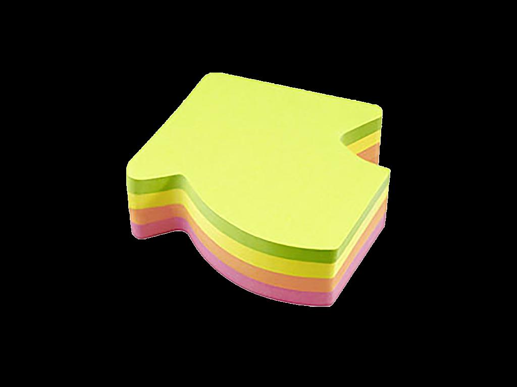 Stickly Flyer Notes – Freccia