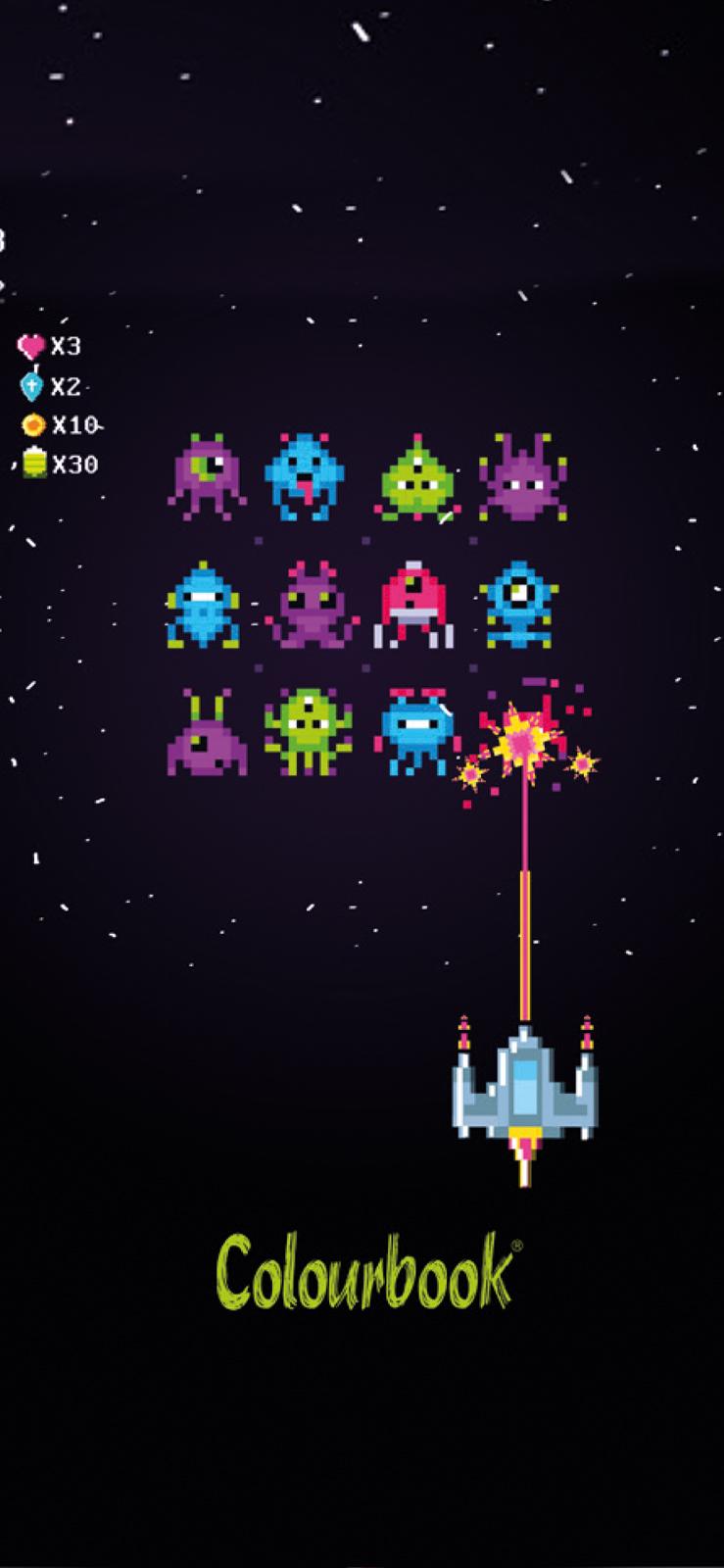 Cover per smartphone Classic Games